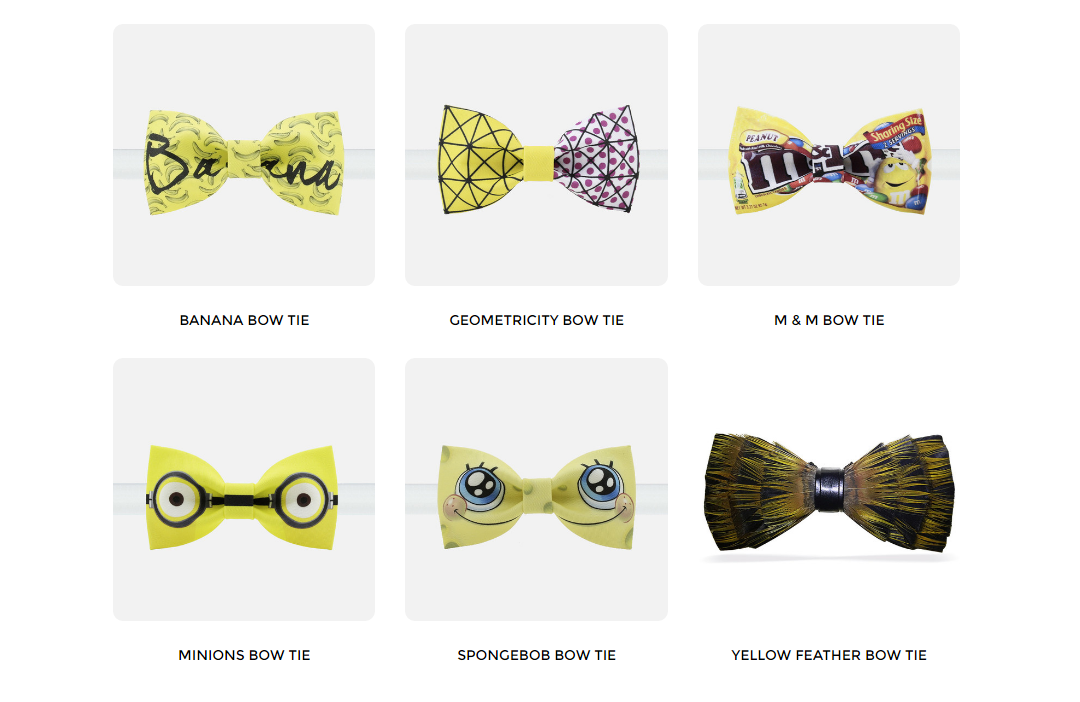 yellow-bow-tie