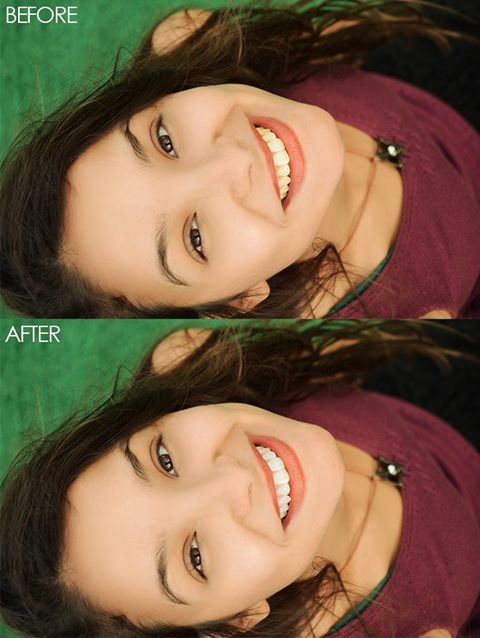 Free Photoshop Actions for Portraits - Photoshop Lady