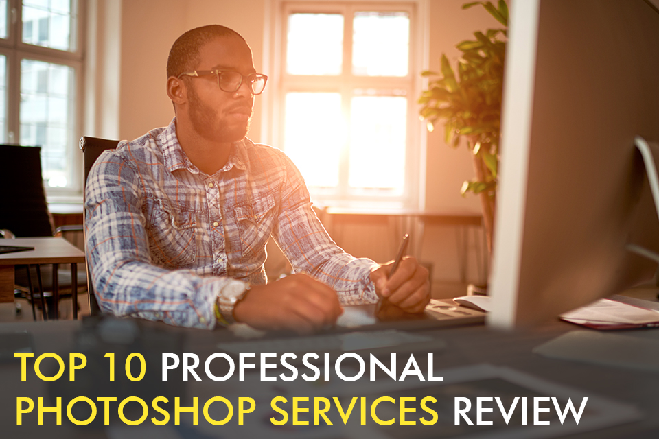 Top 10 Professional Photoshop Services